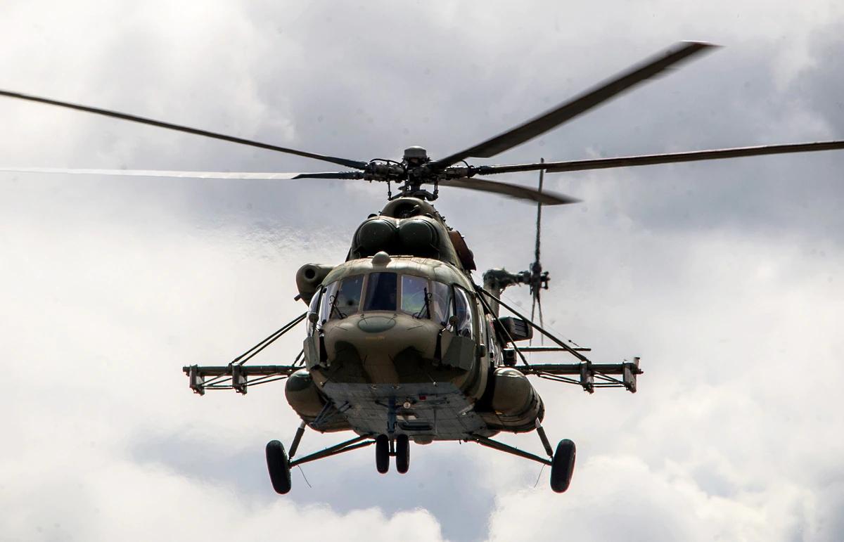 Қызылорда облысында тікұшақ құлап, үш адам қаза болды