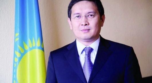 Әділ Тұрсынов Тұңғыш Президент кеңесшісі болып тағайындалды