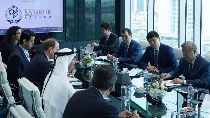 Араб инвесторлары қазақстандық компанияларға қызығушылық танытты