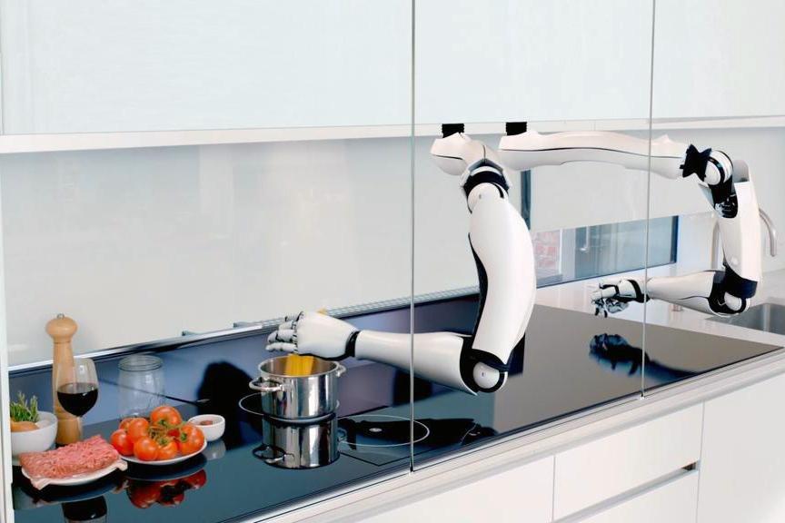 Заманауи гаджеттер топтамасы: 2000 түрлі ас әзірлейтін робот пайда болды
