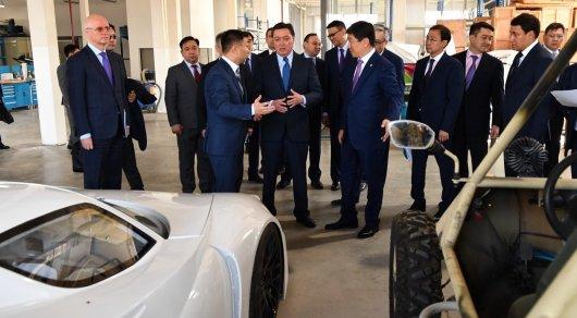 Премьер-министр Алматыға жұмыс сапарымен келді