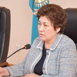 Шәмшидинова: Балалар 6 жастан бастап мектепке баруға міндетті