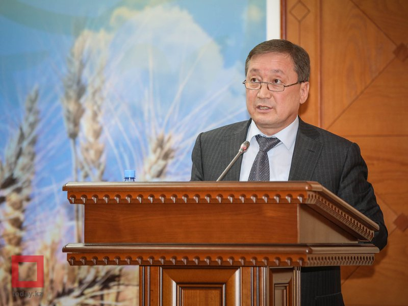 Министр: Ауыл шаруашылығы экспорты 1,27 млрд долларға жетеді