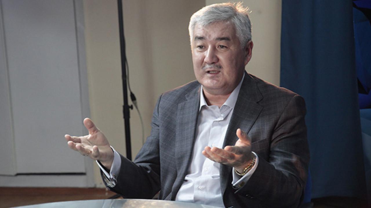 Әміржан Қосанов Қазақстан президенттігіне ұсынылды