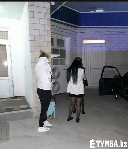 Актауских проституток ловили на живца