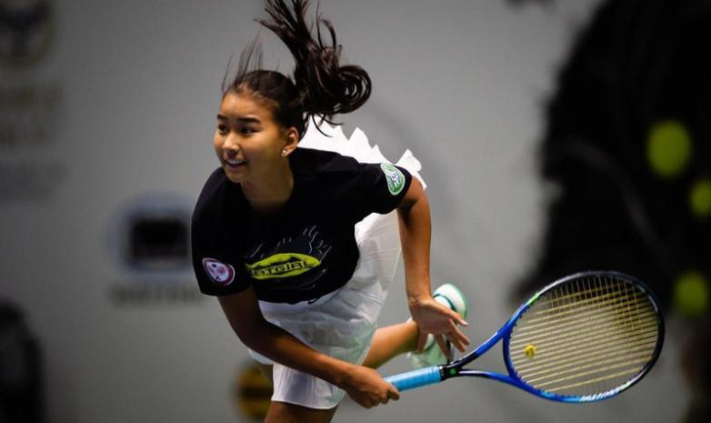 Жас теннисшілеріміз Азия чемпионатында топ жарды