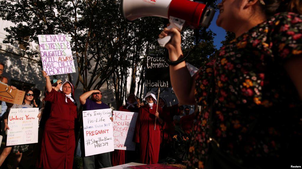 АҚШ-тың Алабама штаты аборт жасауға тыйым салды