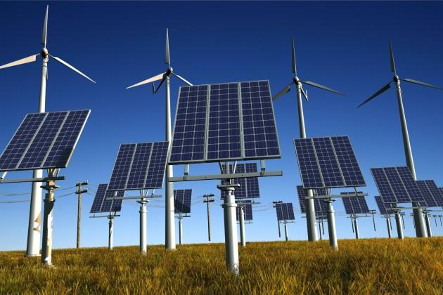 Кентау қаласында қуаттылығы 200 мвт жел және күн электр стансасы салынады