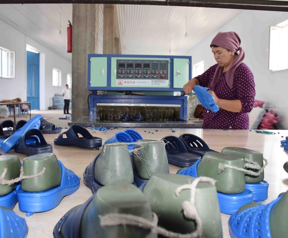 «Түркістанда жасалған» отандық өнімдердің саны артып келеді