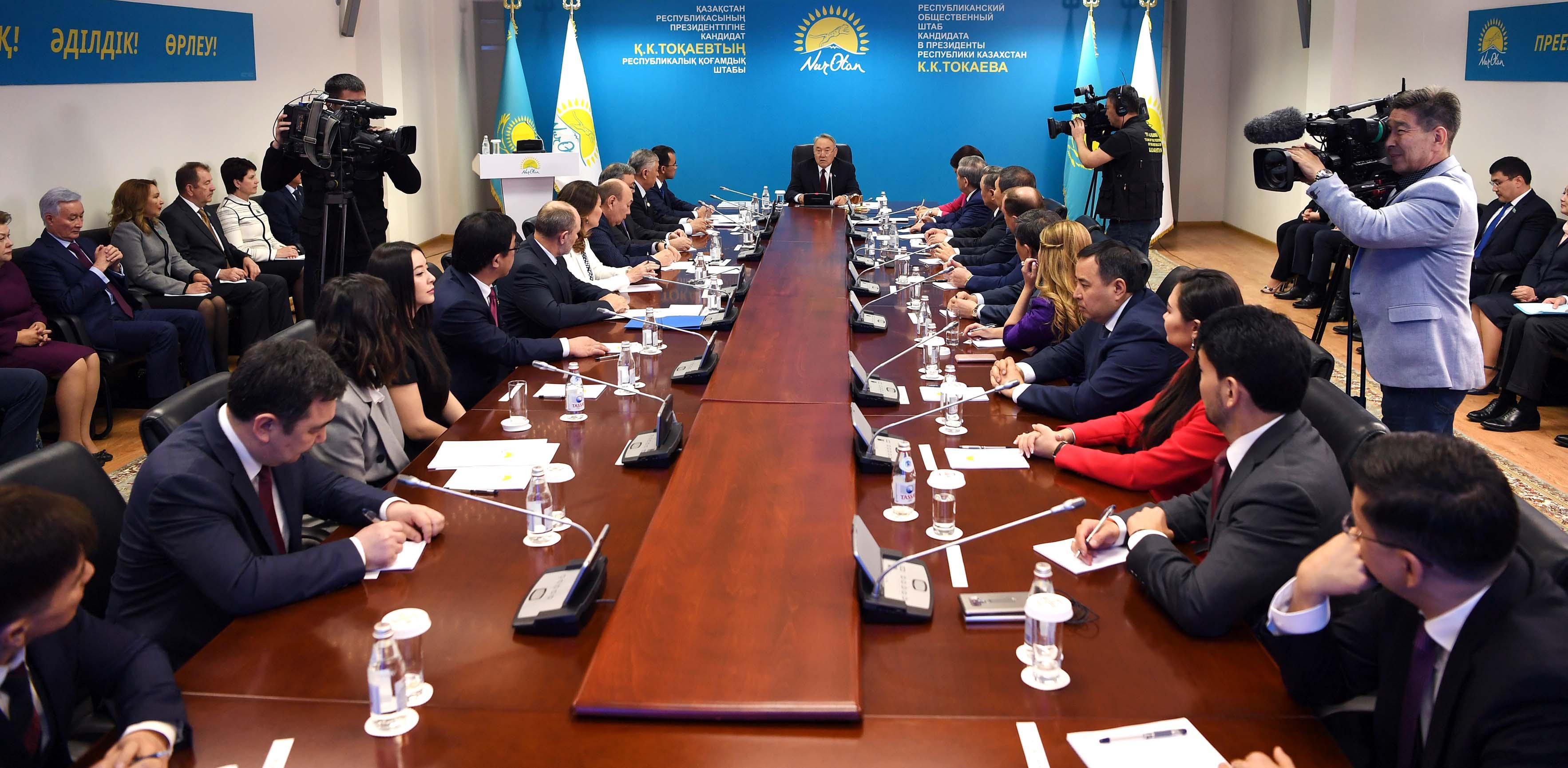 Қазақстанда жұмыссыздық емес, кәсіптің тапшылығы бар – Назарбаев