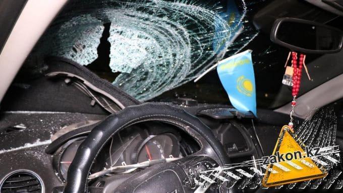 Алматы-Бішкек тас жолында жаяу жүргіншіні қағып кетті