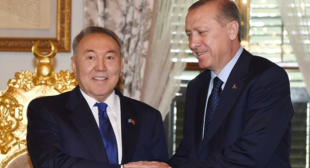 Назарбаевқа өмірлік мәртебе беруді Түркия президенті ұсынды