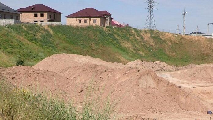 Ж.Түймебаев тал еккен шатқалды қиратып жатыр
