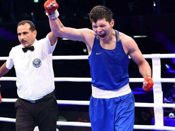 Шанхайдағы халықаралық бокс турнирінде қазақстандық екі боксшы финалға шықты