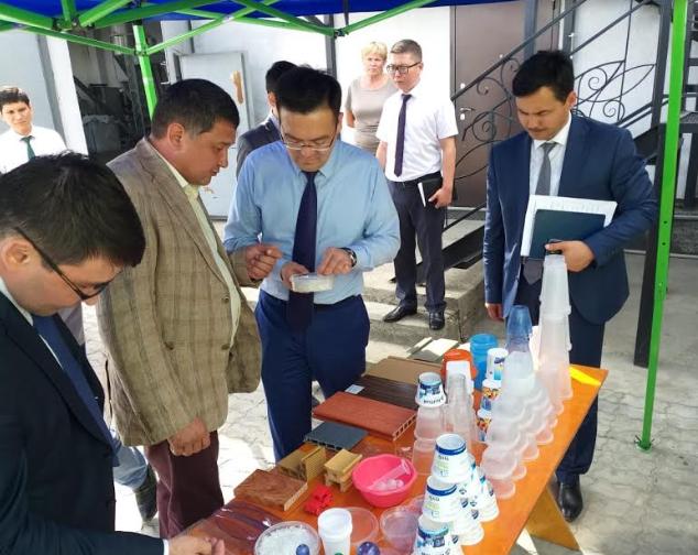 Түркістан облысында экспортшыларға қолдау күшейеді