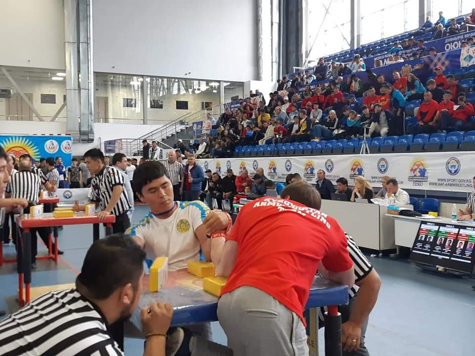 Азия чемпионатында шардаралықтар 36 алтын алды