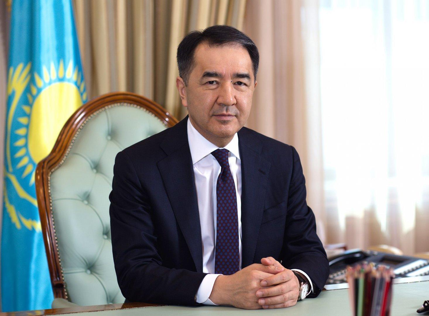 Бақытжан Сағынтаев Қазақстан Президенті әкімшілігінің басшысы болды