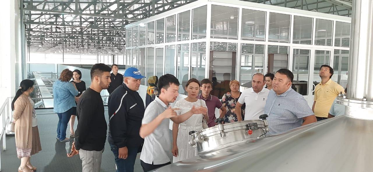 ТҮРКІСТАН: Мақтааралдық кәсіпкерлер Өзбекстанмен ынтымақтастықты нығайтпақ