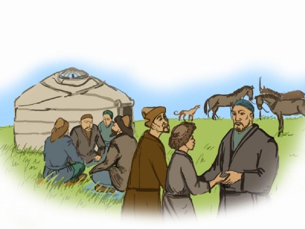 «ЖЫЛУ ЖИНАУ» дәстүрі ҚАЗАҚТЫҢ бірлігін көрсетеді