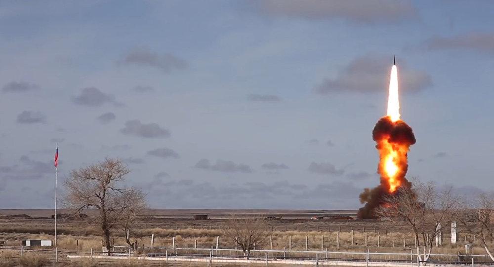 Ресей Қазақстандағы полигонда жаңа зымыранды сынақтан өткізді (видео)