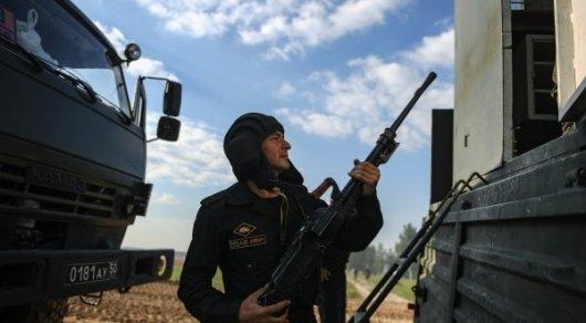 Әзірбайжанда әскери бөлімде жарылыс болды