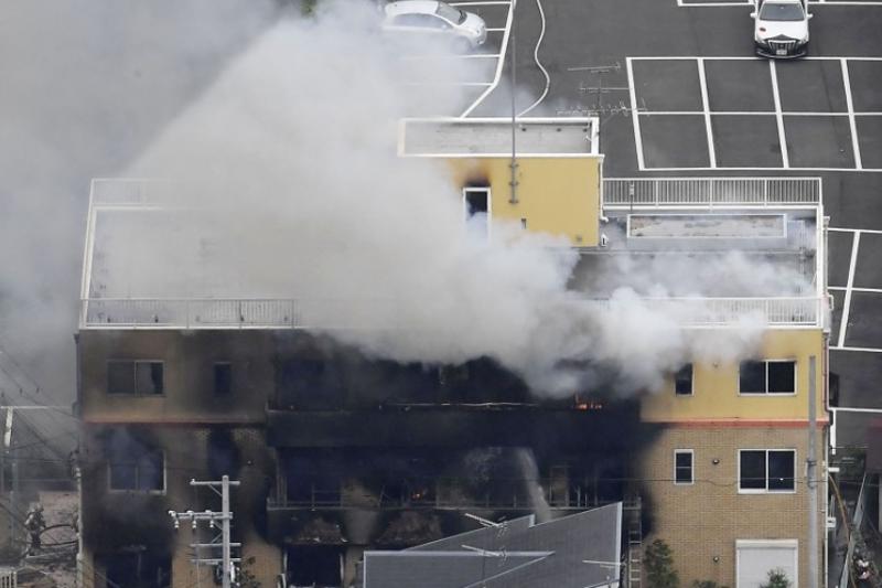 Тоқаев Киотодағы өртке байланысты Жапония премьер-министріне көңіл айтты