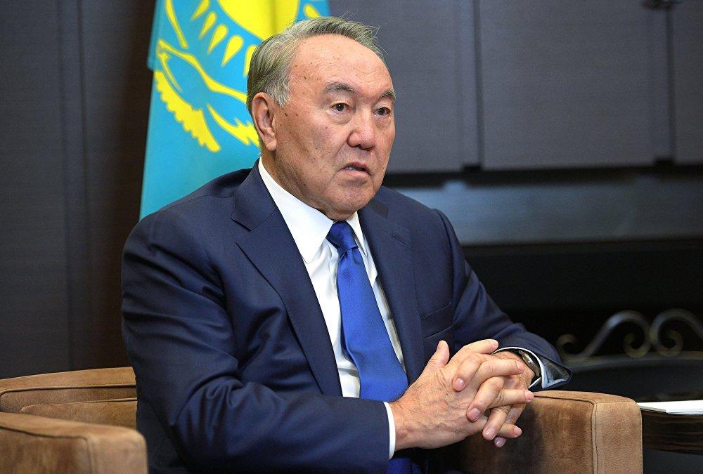 Елбасы Нұрсұлтан Назарбаев металлургтерді кәсіби мерекесімен құттықтады