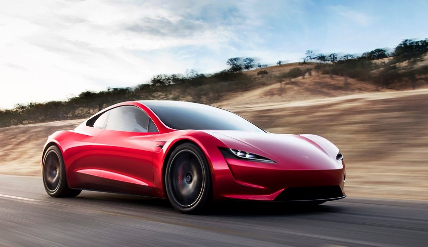 Tesla көлігіне зымырандық қозғалтқыш орнатылады