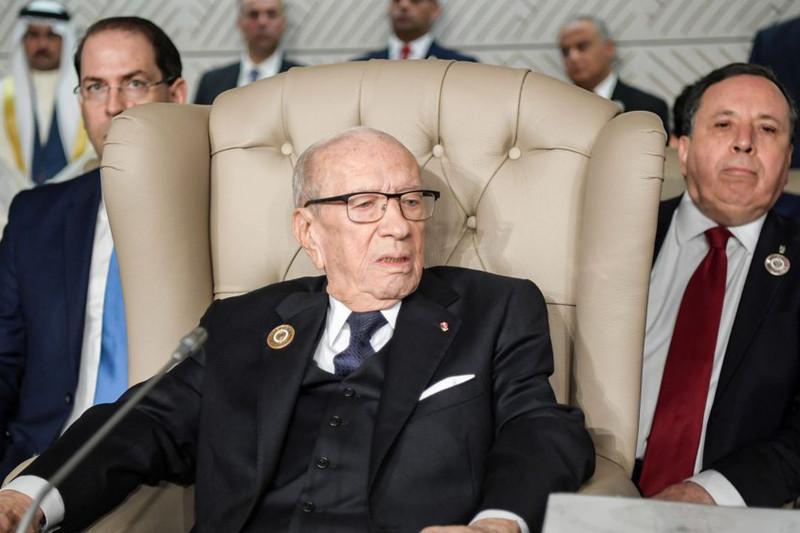 92 жастағы Тунис президенті ауруханаға жатқызылды