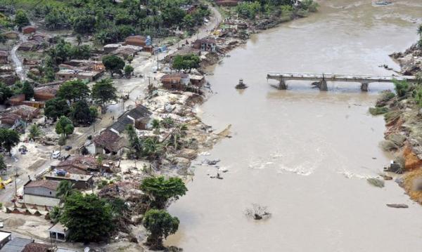 Бразилияда лай көшкінінен 12 адам ажал құшты