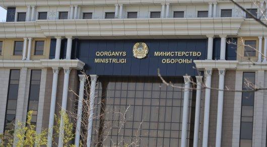 Маңғыстау облысында әскери қызметші қаза тапты