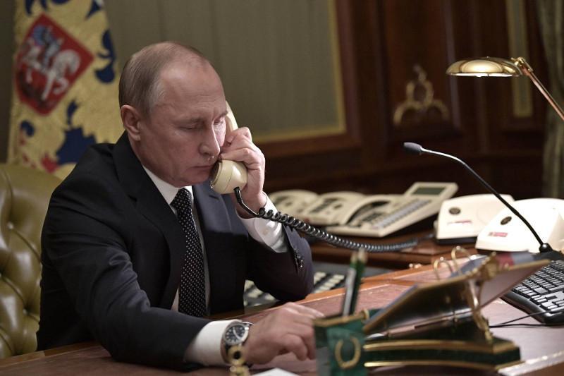 Дональд Трамп Владимир Путинге Сібірдегі орман өртін өшіруге көмек ұсынды