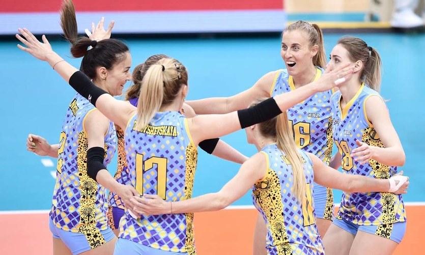 ШҚО волейболшылары құрлықаралық турнирде бақ сынайды
