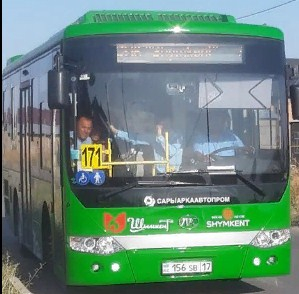 ШЫМКЕНТ: 71-ші автобустың мәселесі шешілді
