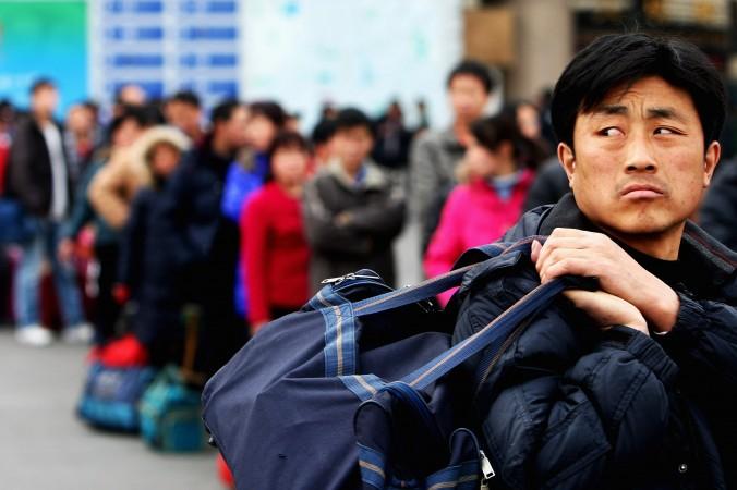 Заңсыз еңбек еткен 14 қытайлық қуылды