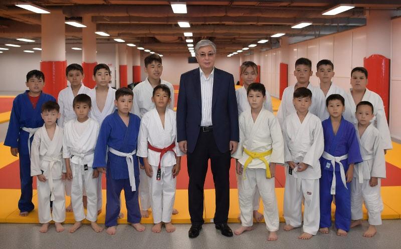ҚР Президенті қазақстандықтарды Спорт күнімен құттықтады