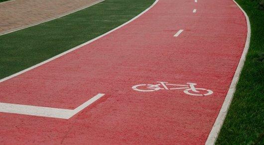 Алматының орталық көшелерінен веложолақтарды алып тастау ұсынылды