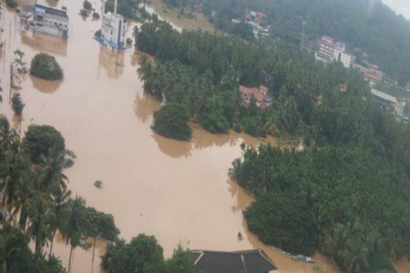 Үндістанда су тасқынынан 121 адам қаза тапты