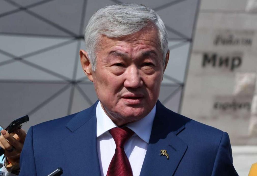 Бердібек Сапарбаев Премьер-Министрдің орынбасары қызметіне тағайындалды