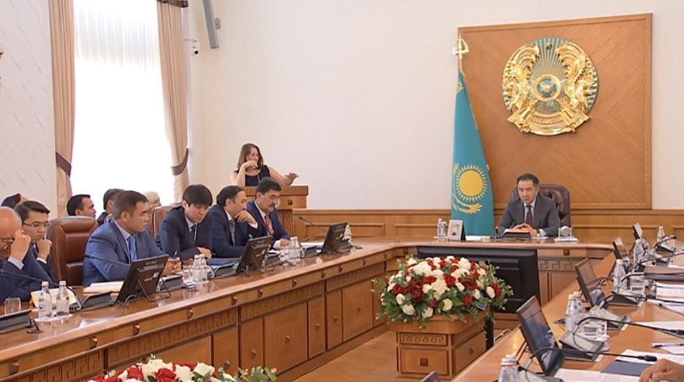 3 жылда 1 миллион ағаш: Бақытжан Сағынтаев бастаманы жаппай акцияға айналдыруды ұсынды