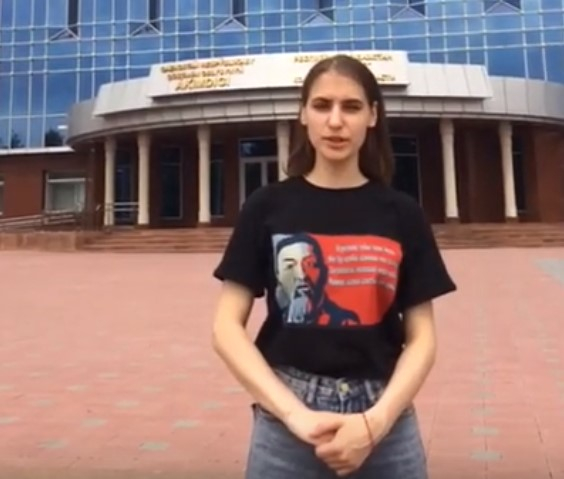 Тоқаев мақтаған қостанайлық қыз жұмыс таппай жүр (видео)