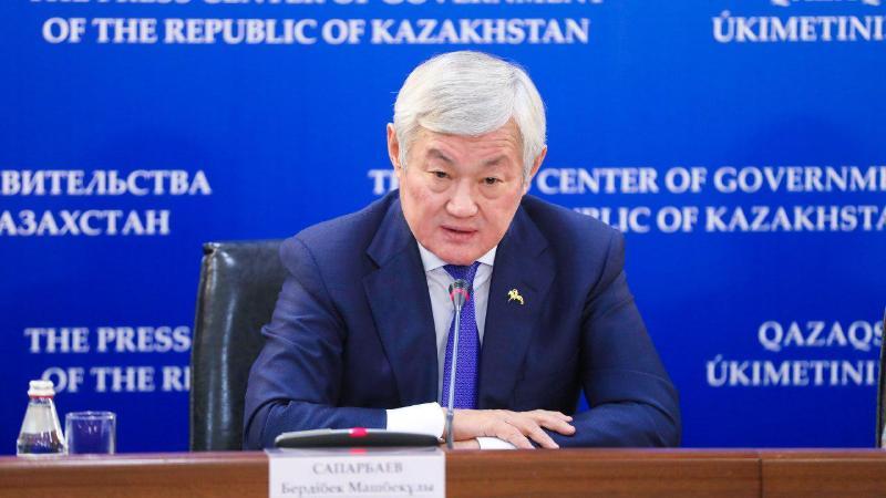 Бердібек Сапарбаев «Үздік әлеуметтік әріптес» атанды