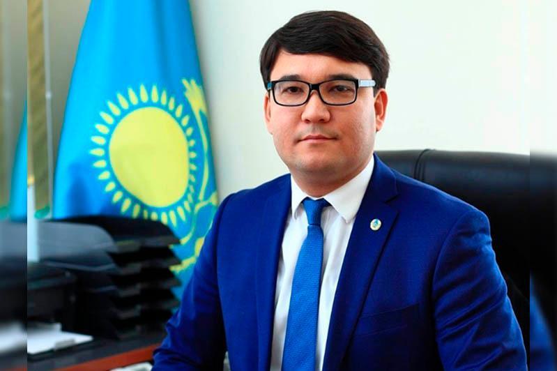 «Nur Otan» партиясының хатшысы тағайындалды