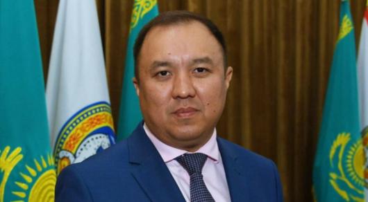 Алматыда аудан әкімі болған Әнуар Өскенбаев жаңа қызметке тағайындалды