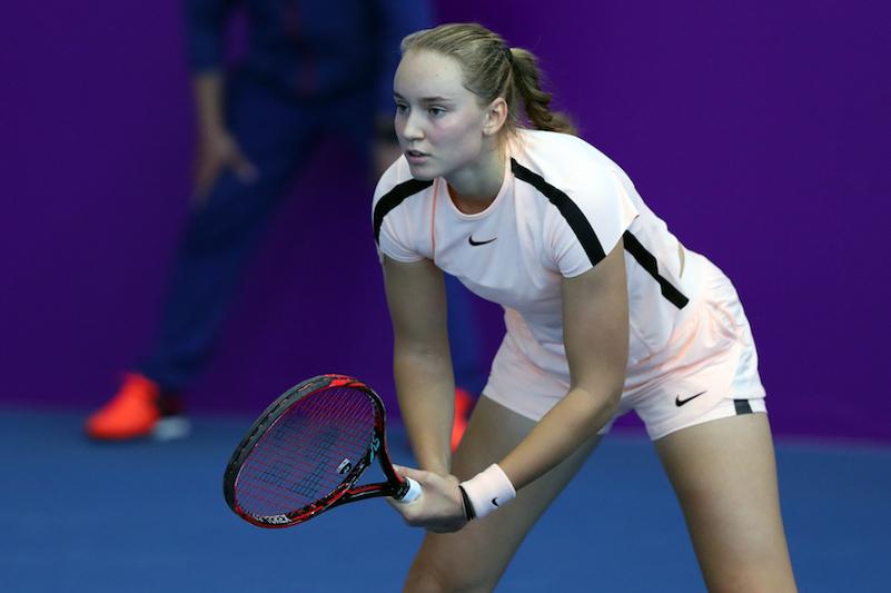 Теннис: Рыбакина Наньчан турнирінің финалында жеңіліп қалды