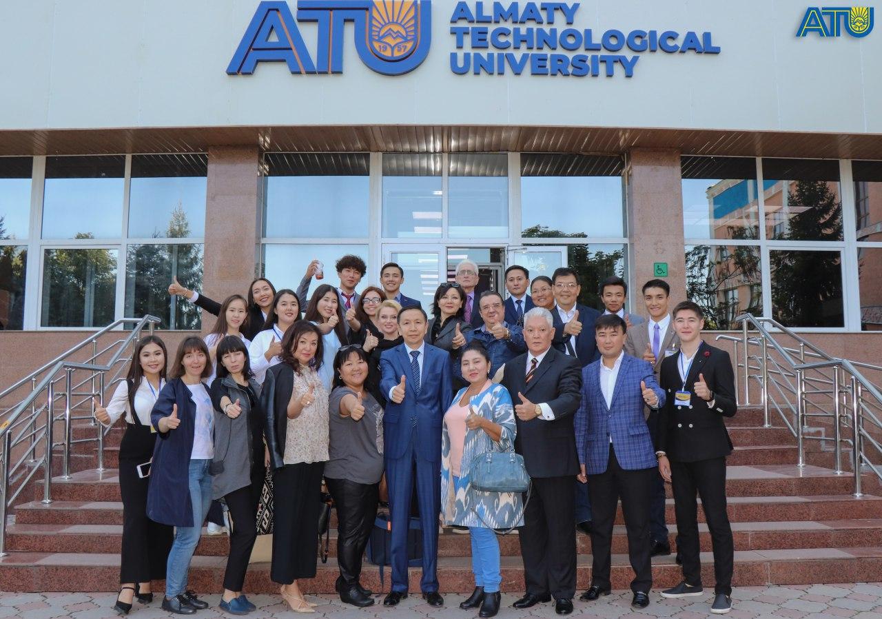 Алматы технологиялық университетінің атауы өзгерді