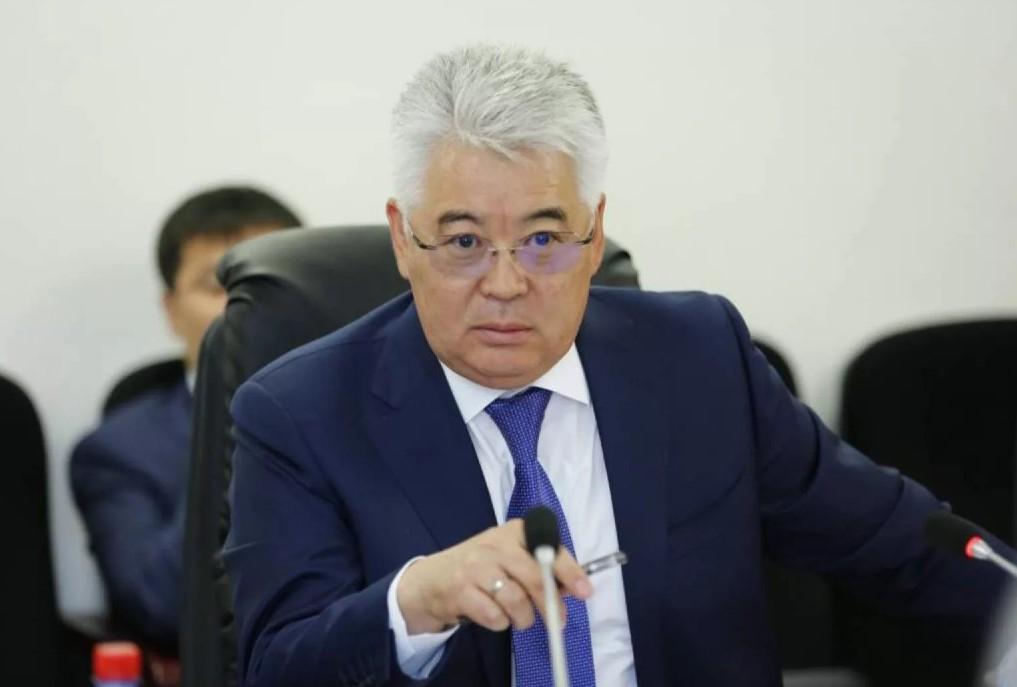 Бейбіт Атамқұлов Қазақстан Республикасының Индустрия және инфрақұрылымдық даму министрі қызметіне тағайындалды