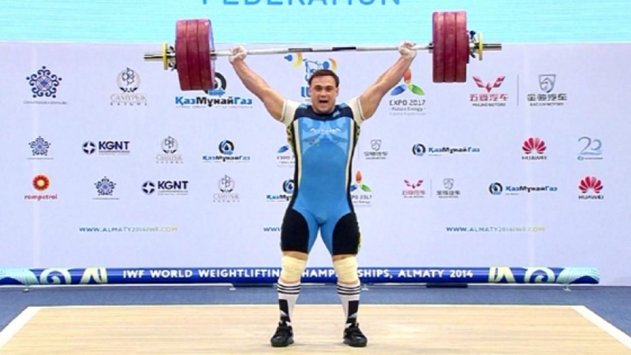 Илья Ильин әлем чемпионатында 13-ші орын алды