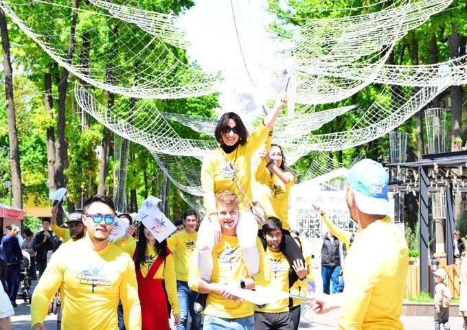 2019 жылы Шымкент қаласына келуші туристердің саны көбейген
