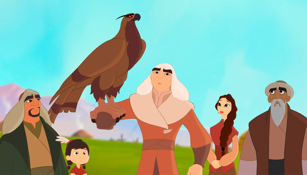 «Мұзбалақ» анимациялық фильмі Германиядан жүлдемен оралды